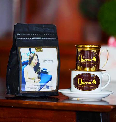Cà phê sạch, nguyên chất gói 250 gr