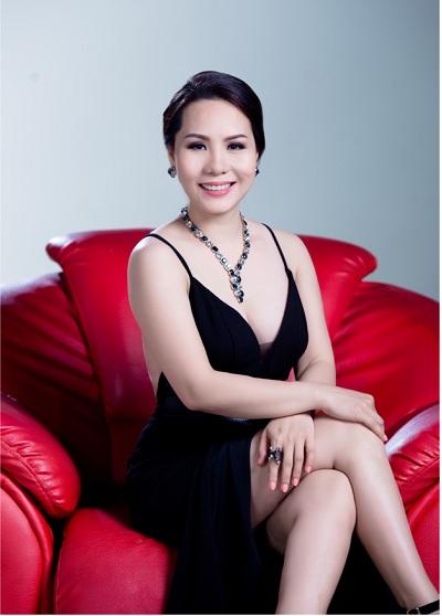 Nữ hoàng Doanh nhân Ngô Thị Kim Chi tài sắc vẹn toàn - VnExpress Kinh Doanh
