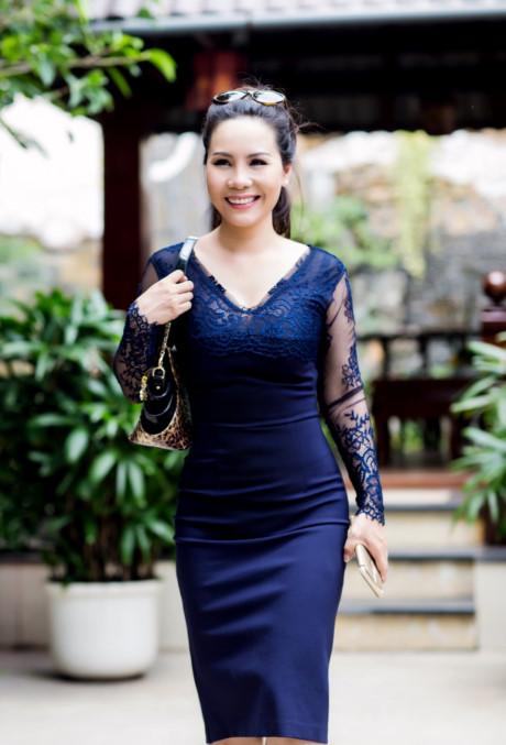 Nu hoang doanh nhan Kim Chi: Showbiz Viet on ao, lam thi phi - Anh 1