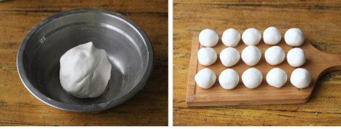 Cách làm bánh nếp tẩm đường xiên chiên giòn