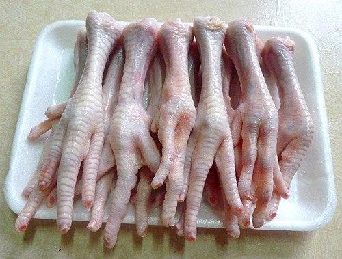 Cách làm chân gà hấp hành ngon nhất