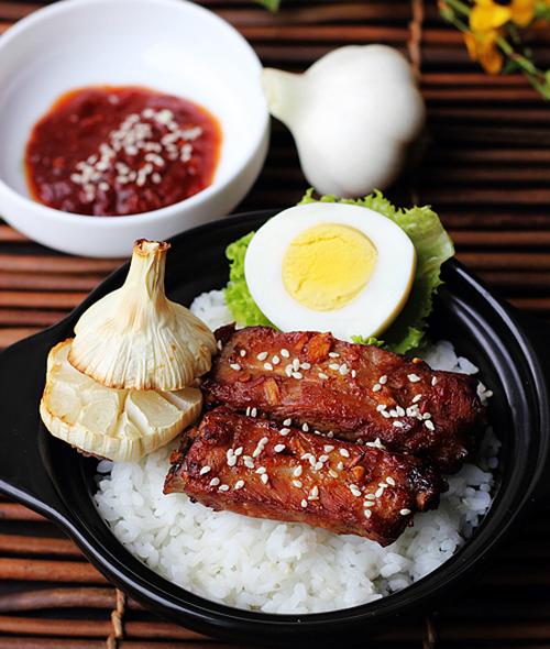 Cách làm sườn nướng Hàn Quốc ngon tuyệt