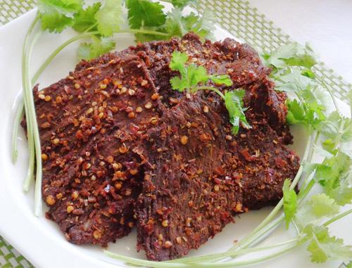 Cách làm thịt bò khô - Cach lam thit bo kho ngon nhat