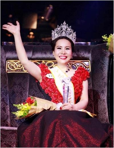 Nữ doanh nhân Kim Chi tài sắc vẹn toàn - VnExpress Kinh Doanh