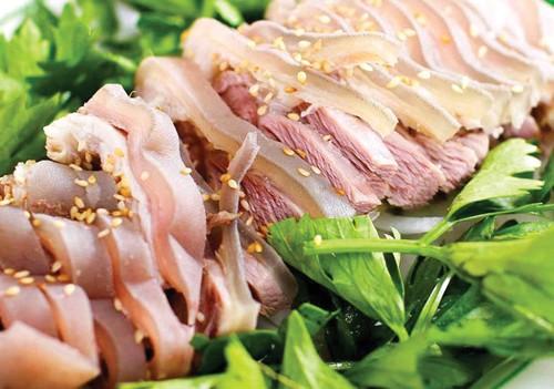 Món ăn chữa bệnh từ thịt dê - Zing