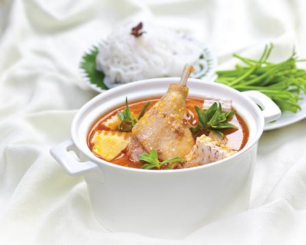 Cách làm vịt nấu chao ngon đậm đà