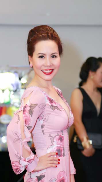 Nu hoang doanh nhan Kim Chi: Khong can scandal van noi tieng - Anh 2
