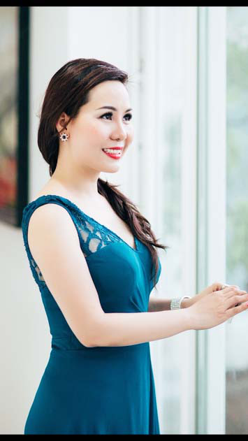 Nu hoang doanh nhan Kim Chi: Khong can scandal van noi tieng - Anh 3