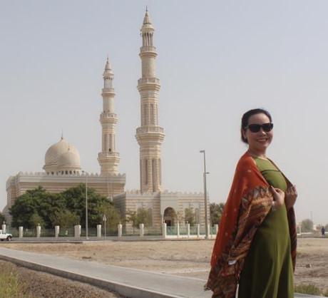 Nữ hoàng Kim Chi choáng ngợp với độ giàu có của Dubai - Kiến Thức